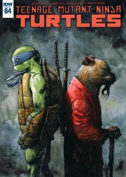 Teenage Mutant Ninja Turtles (2011-)