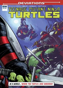 Teenage Mutant Ninja Turtles Deviations (2016)