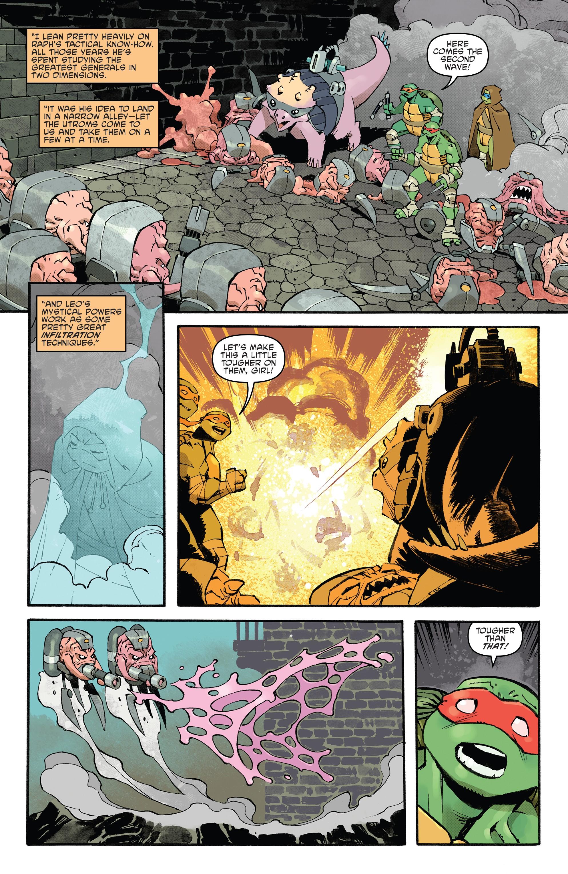 Teenage Mutant Ninja Turtles: IDW 20/20 (2019) Chapter 1