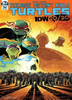 Teenage Mutant Ninja Turtles: IDW 20/20 (2019)