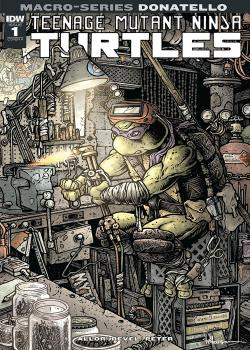 Teenage Mutant Ninja Turtles: Macro-Series (2018-)