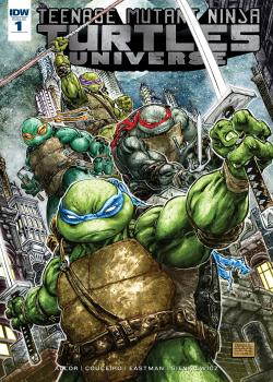 Teenage Mutant Ninja Turtles Universe (2016)