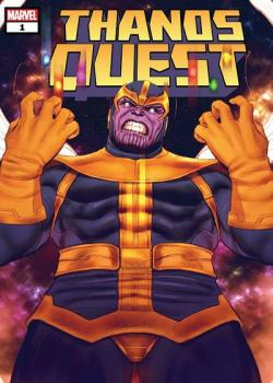 Thanos Quest: Marvel Tales (2021-)