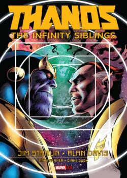 Thanos: The Infinity Siblings (2018)