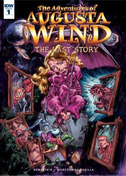 The Adventures of Augusta Wind: The Last Story (2016)