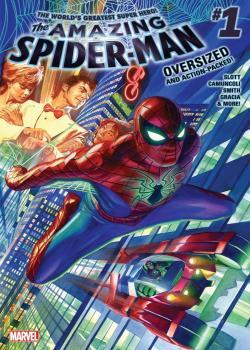 The Amazing Spider-Man (2015-)