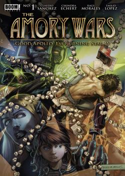 The Amory Wars: Good Apollo, I