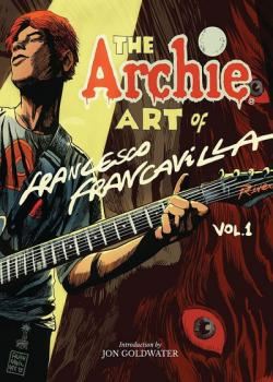 The Archie Art of Francesco Francavilla (2019)