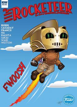 The Best of Rocketeer Adventures: Funko Edition (2018)