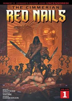 The Cimmerian: Red Nails (2020-)
