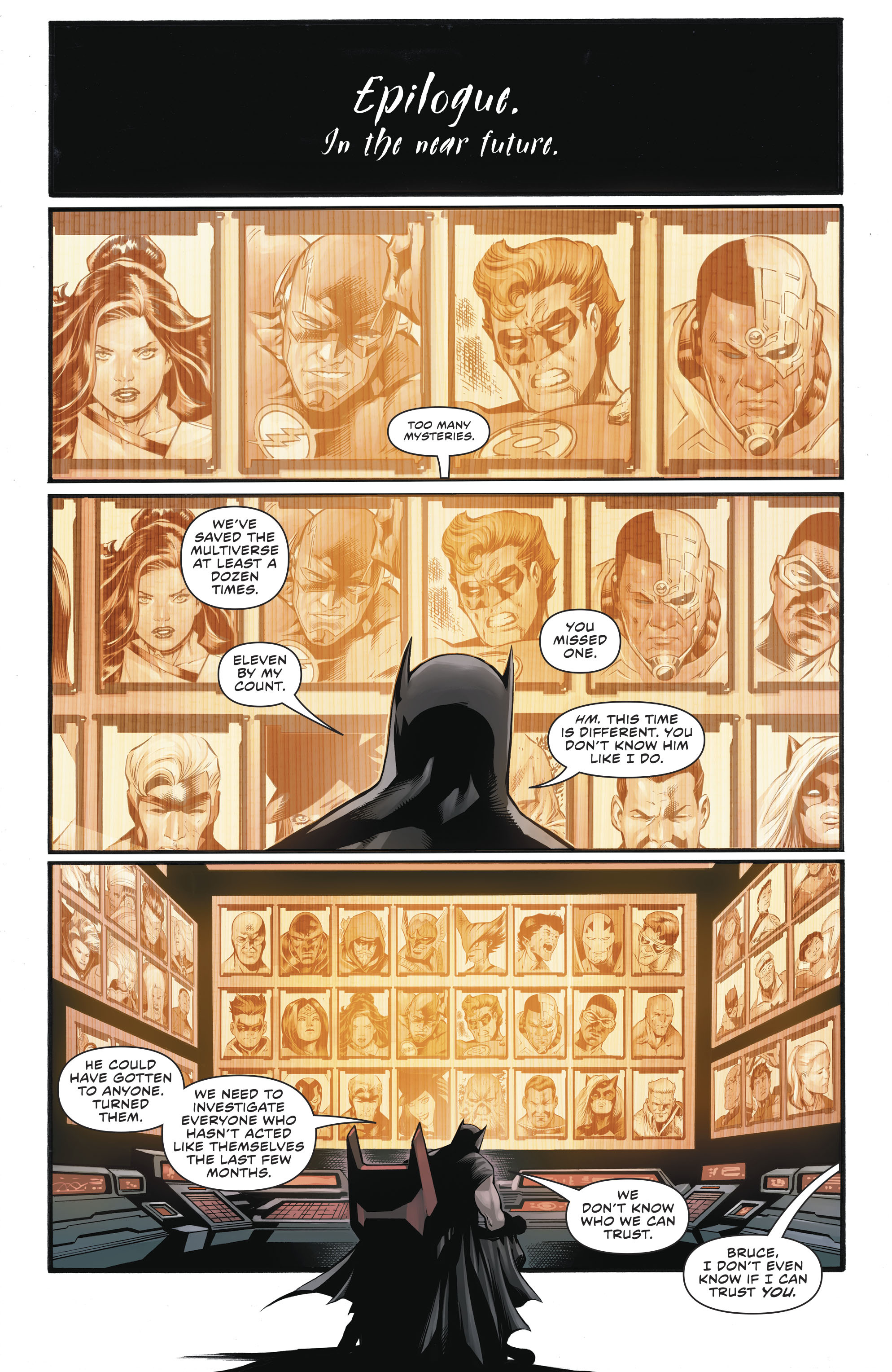 The Flash (2016-): Chapter 65 - Page 20