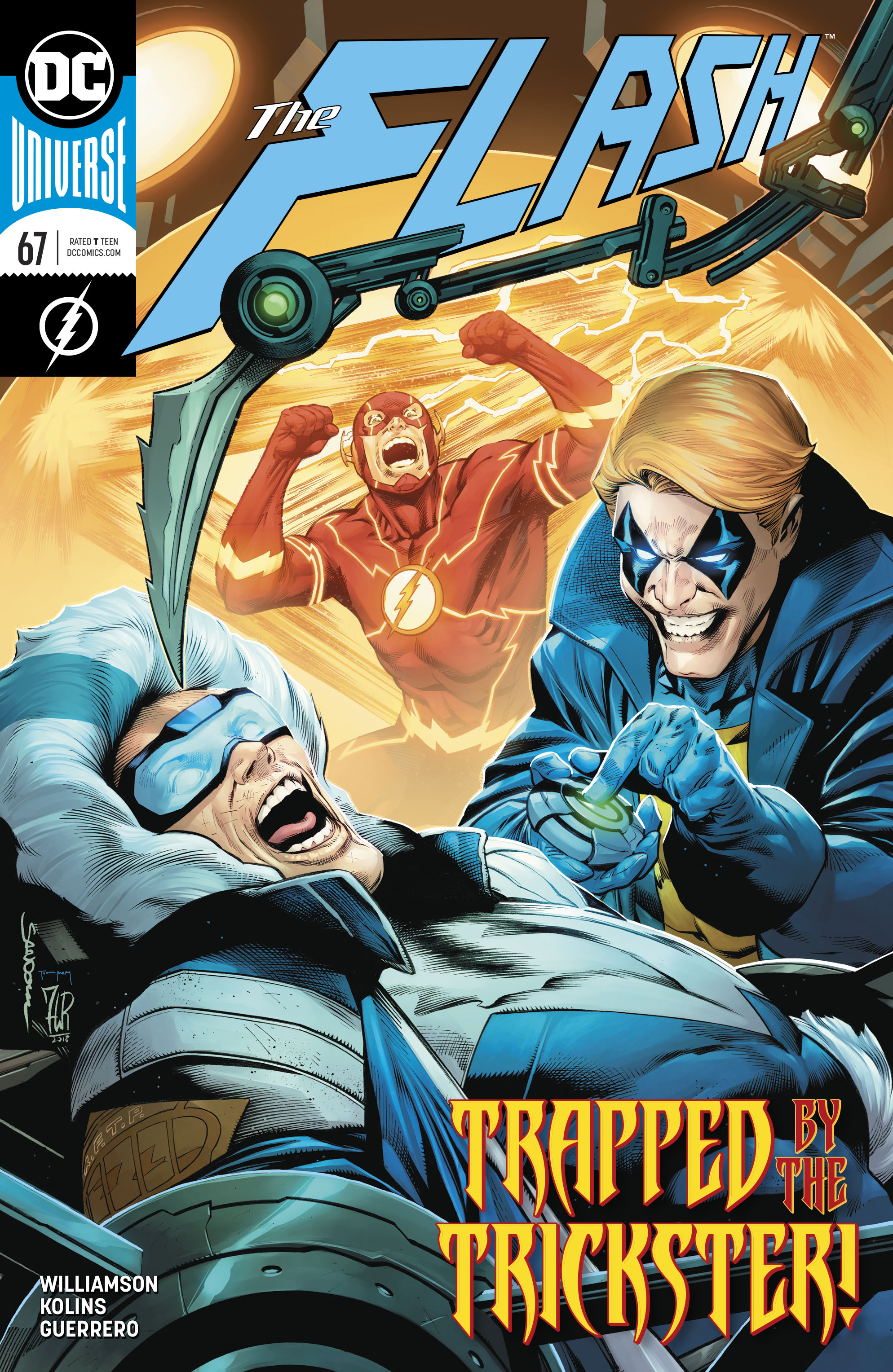 The Flash (2016-): Chapter 67 - Page 1