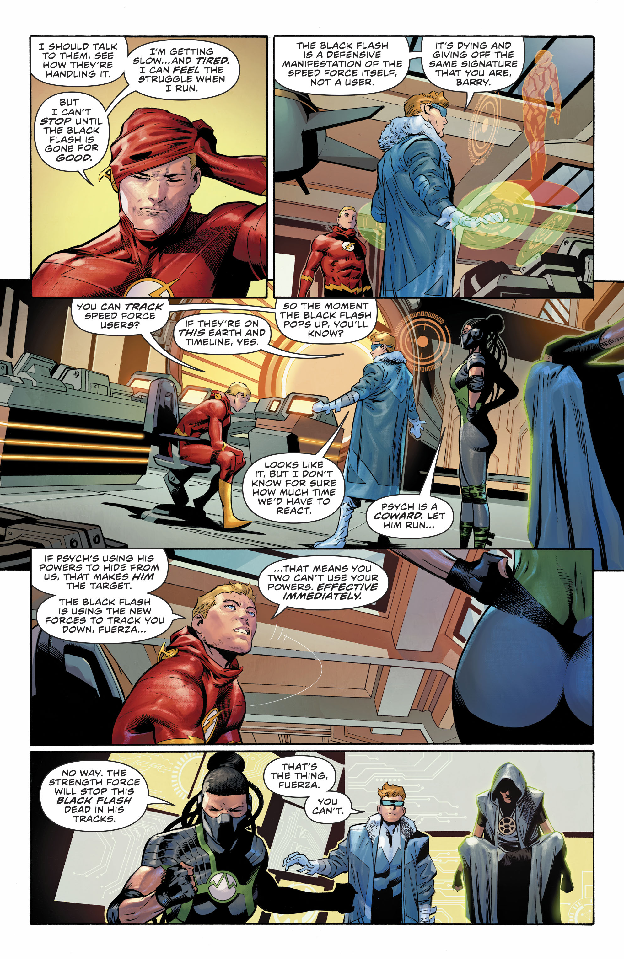 The Flash 2016 Chapter 78 Page 13