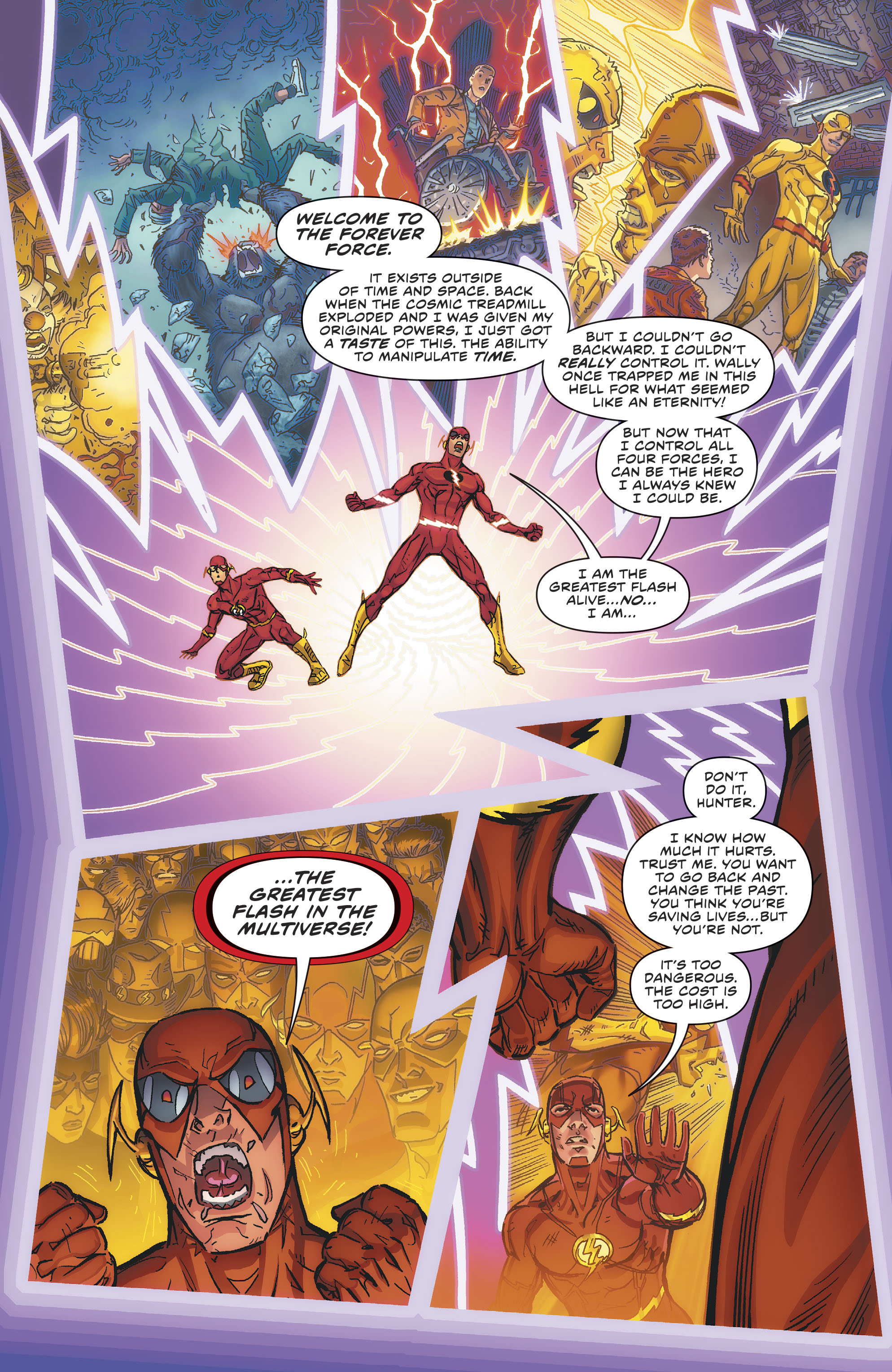 The Flash (2016-): Chapter 80 - Page 19
