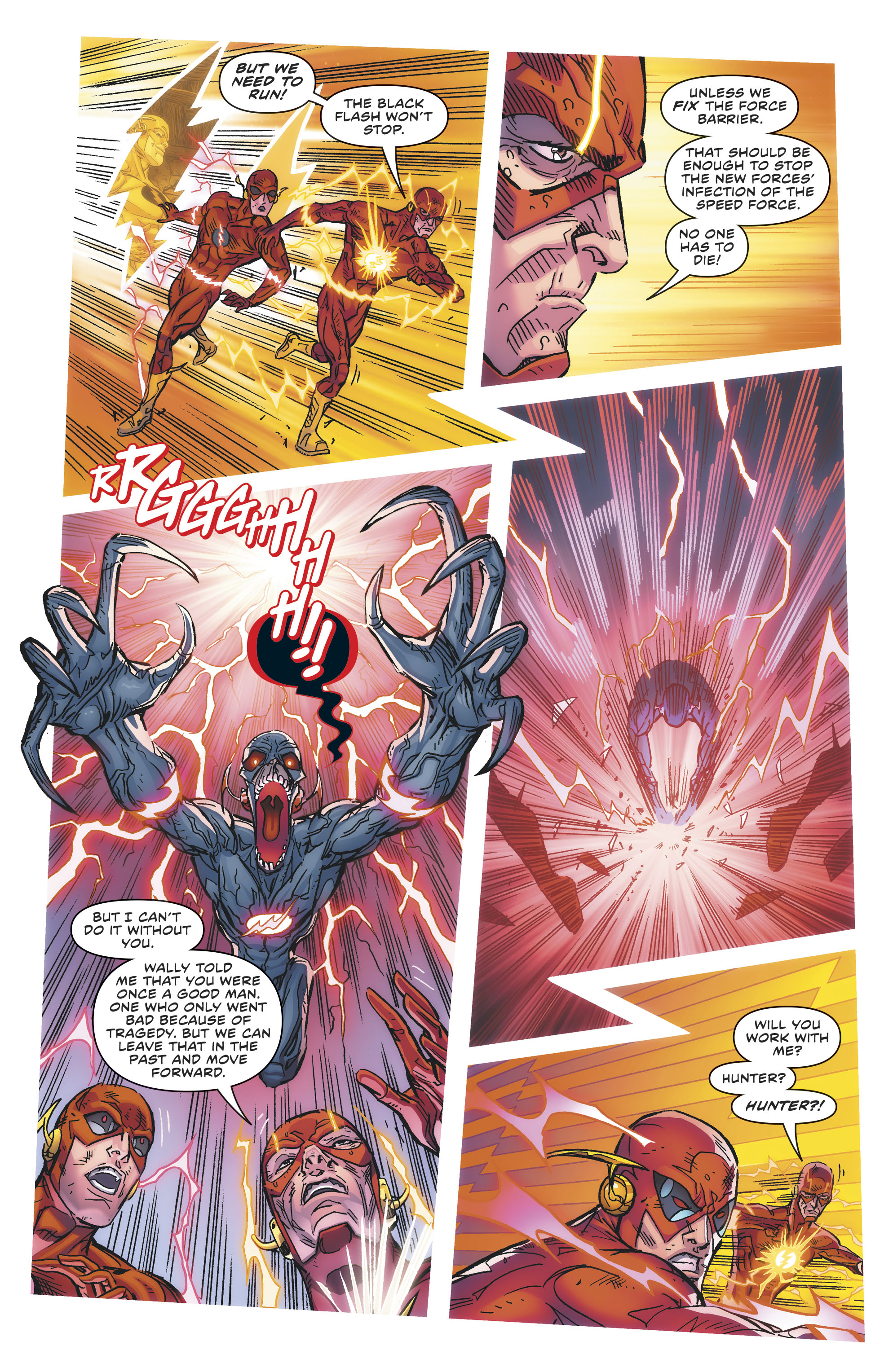The Flash 2016 Chapter 81 Page 8