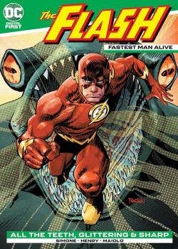The Flash: Fastest Man Alive (2020-)