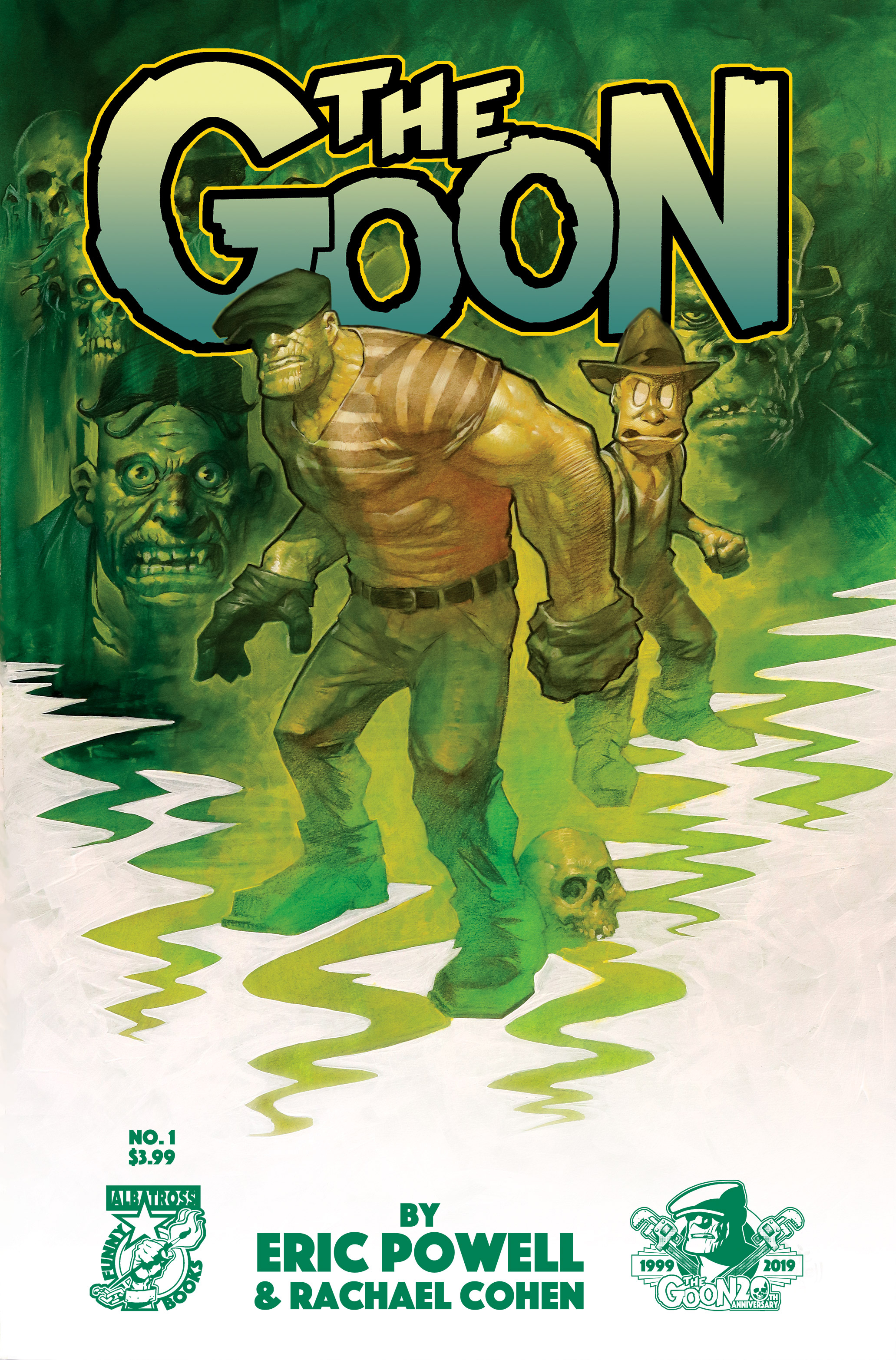 The Goon (2019-): Chapter 1 - Page 1