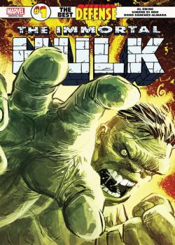 The Immortal Hulk: The Best Defense (2018)