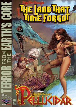 The Land That Time Forgot: Terror From The Earth's Core