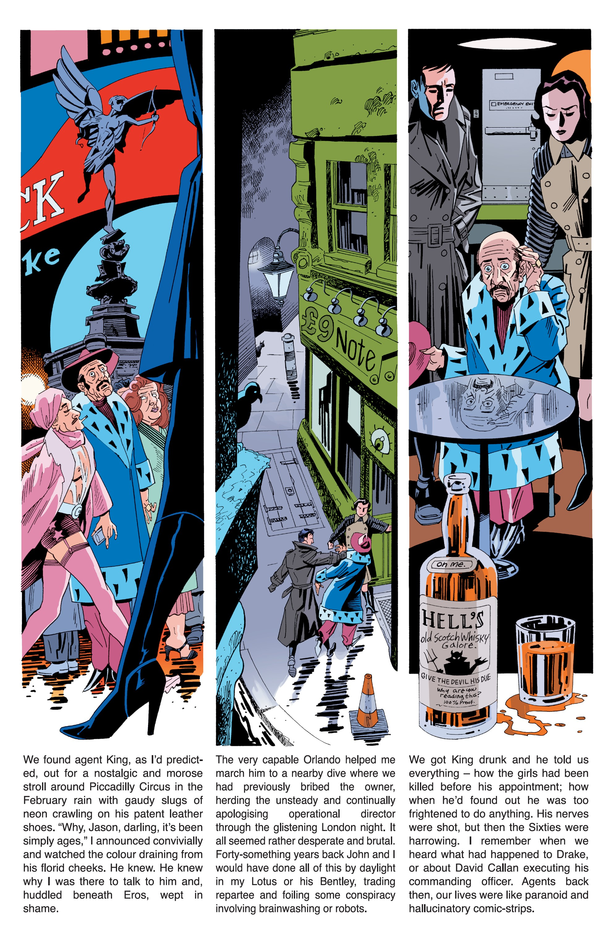 annotations to league of extraordinary gentlemen volume - HD 1987×3056