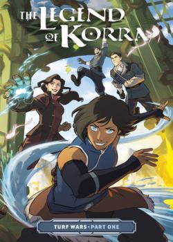 The Legend of Korra: Turf Wars (2017)