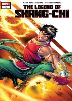 The Legend Of Shang-Chi (2021-)