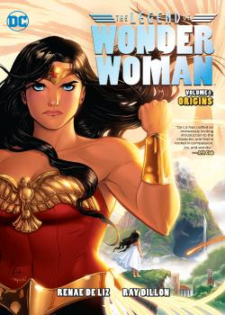 La légende de Wonder Woman Vol.