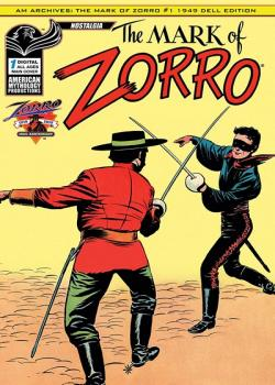 The Mark of Zorro (2019)