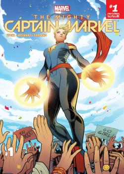 The Mighty Captain Marvel (2017)