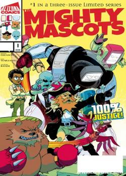 The Mighty Mascots (2019-)