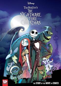 The Nightmare Before Christmas: The Story of the Movie in Comics (2020)
