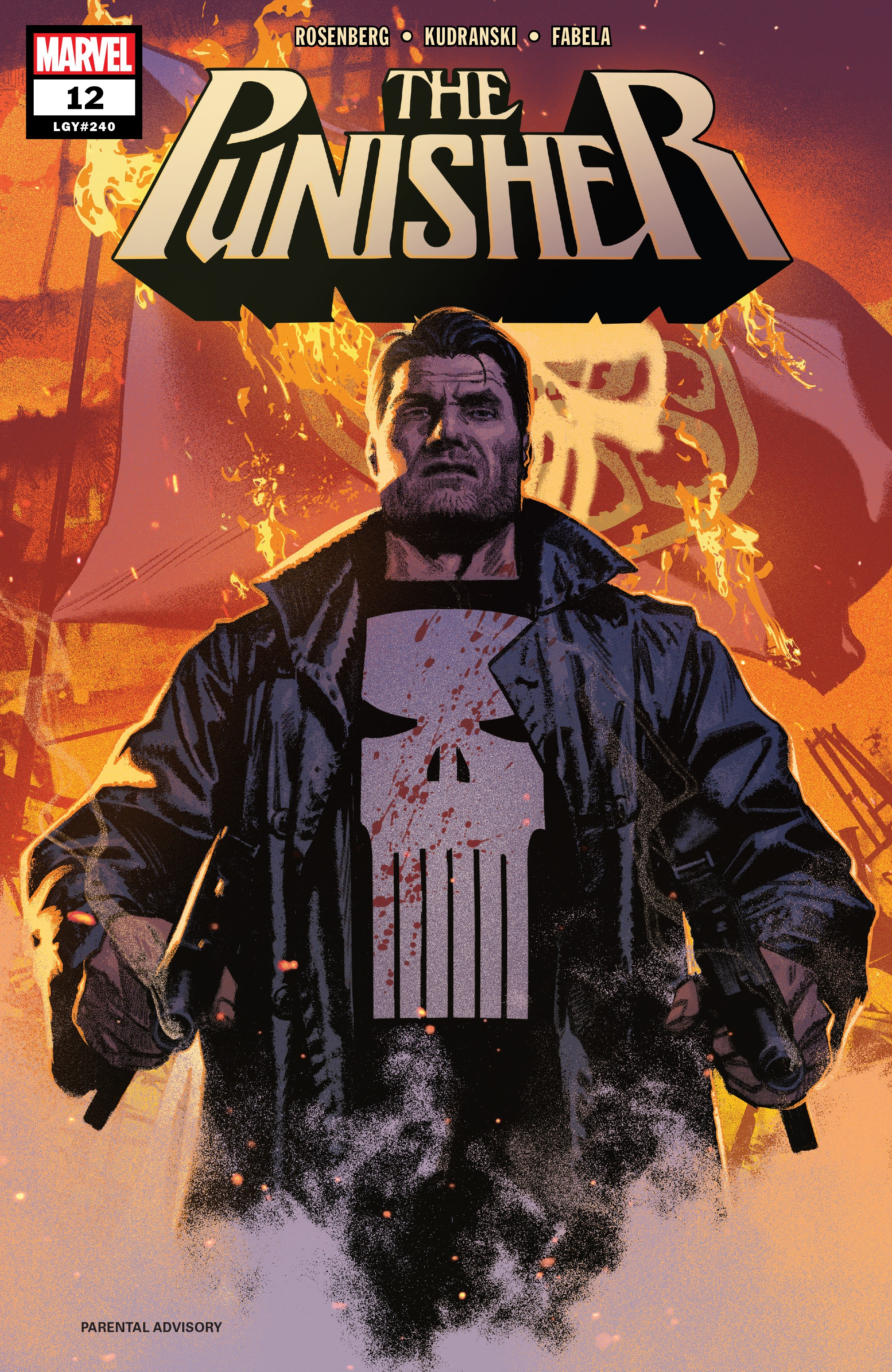 The Punisher (2018-): Chapter 12 - Page 1