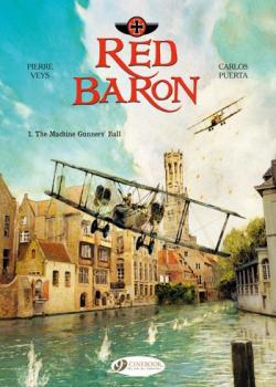 The Red Baron (2014-2015)