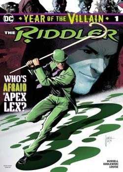 The Riddler: Year of the Villain (2019-)