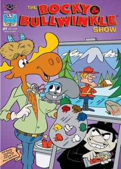 The Rocky & Bullwinkle Show (2018)