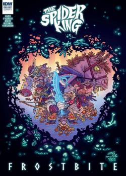 The Spider King: Frostbite (2019)