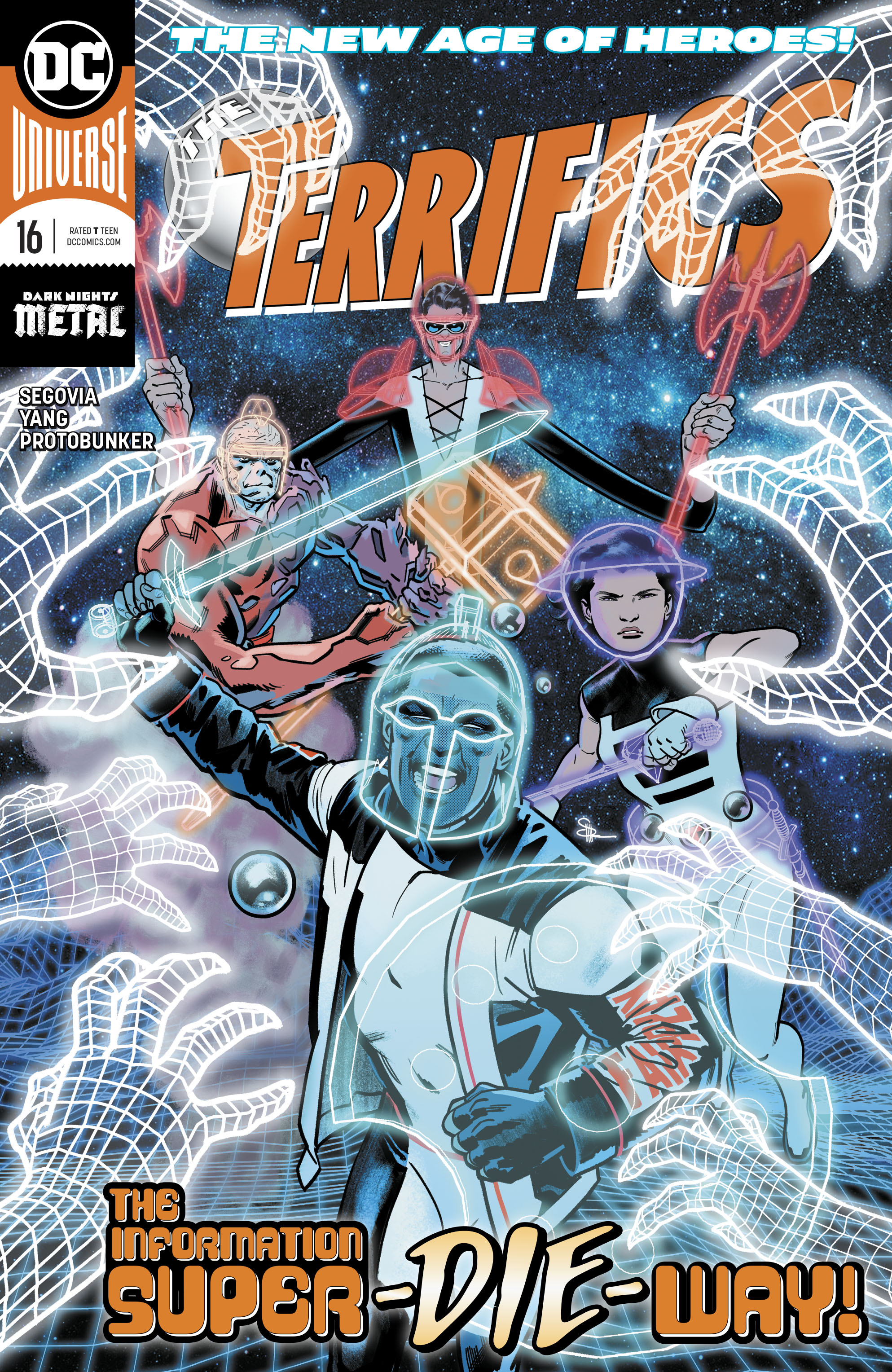 The Terrifics (2018-): Chapter 16 - Page 1