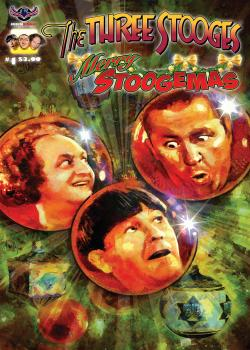 The Three Stooges: Merry Stoogemas (2017)