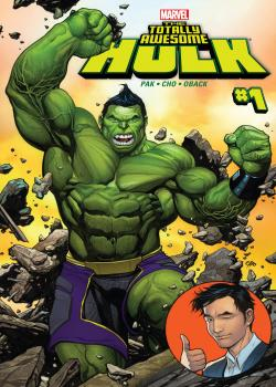 The Totally Awesome Hulk (2016-)