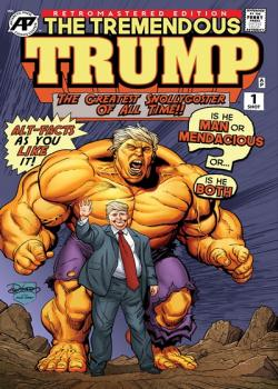 The Tremendous Trump: Retromastered Edition (2018)