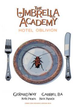 The Umbrella Academy: Hotel Oblivion Ashcan (2018-)
