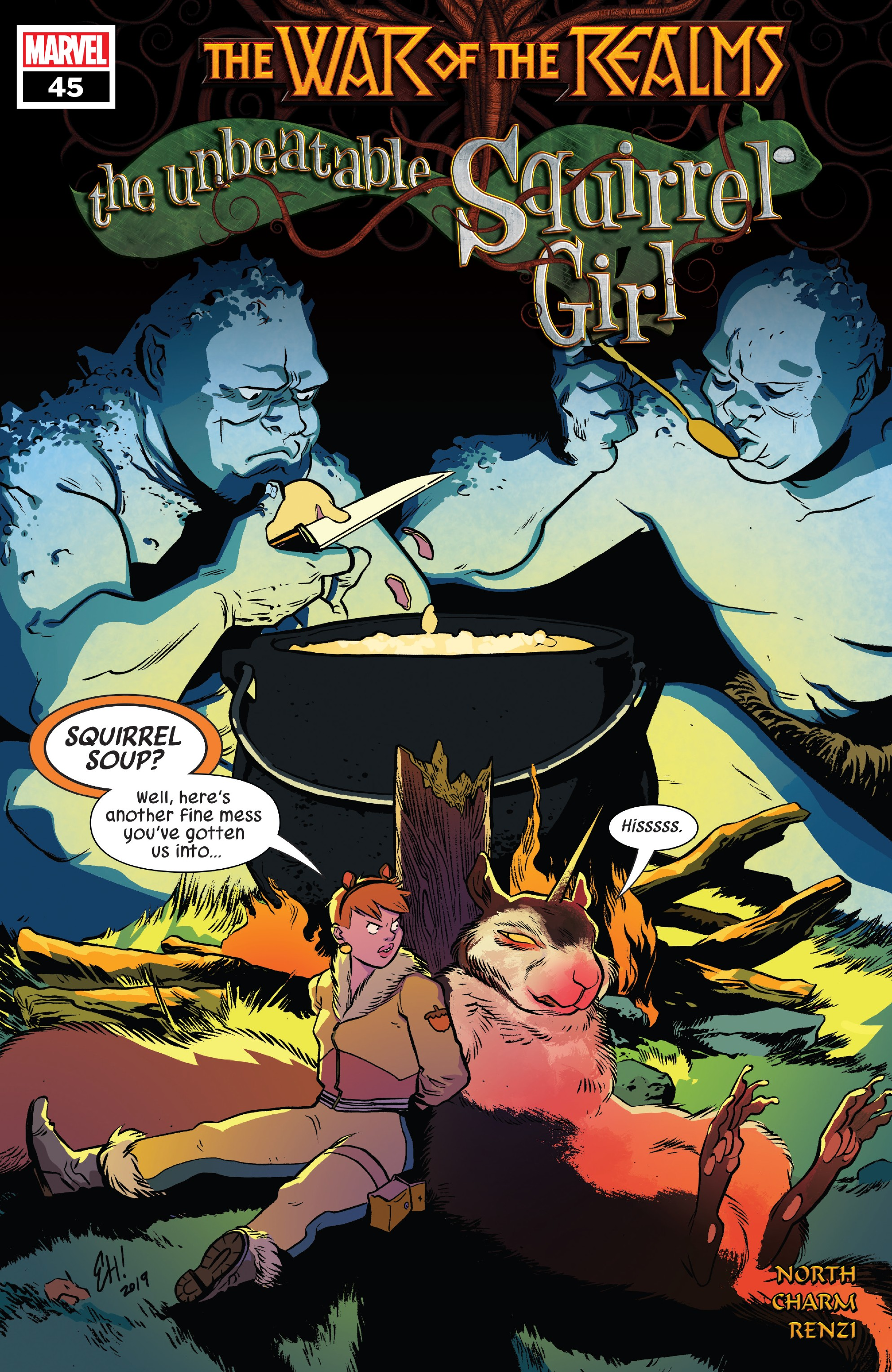The Unbeatable Squirrel Girl Vol. 2 (2015): Chapter 45 - Page 1