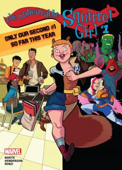 The Unbeatable Squirrel Girl Vol. 2 (2015)