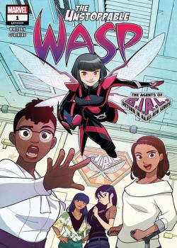 The Unstoppable Wasp (2018-)