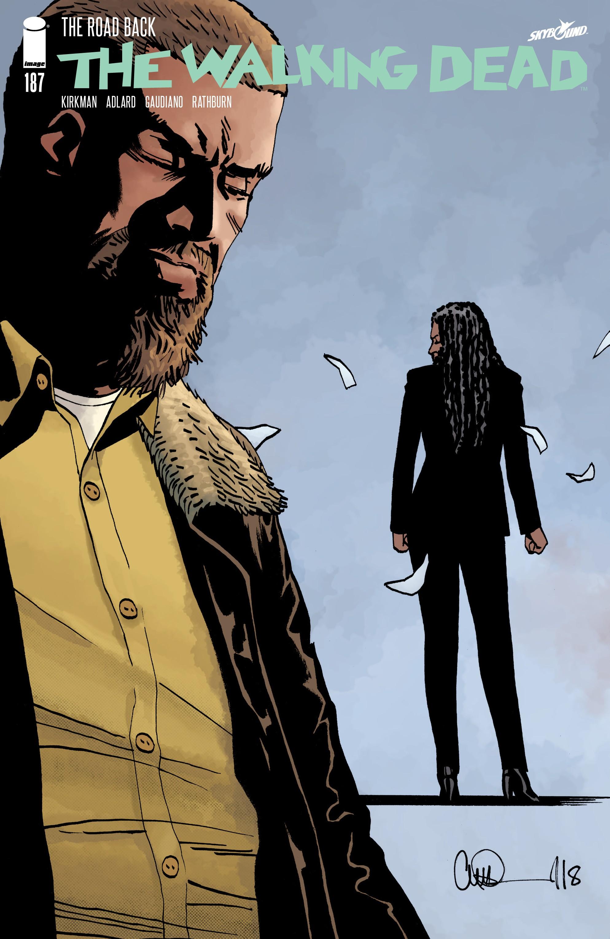 The Walking Dead Comic Online 187 - The Walking Dead