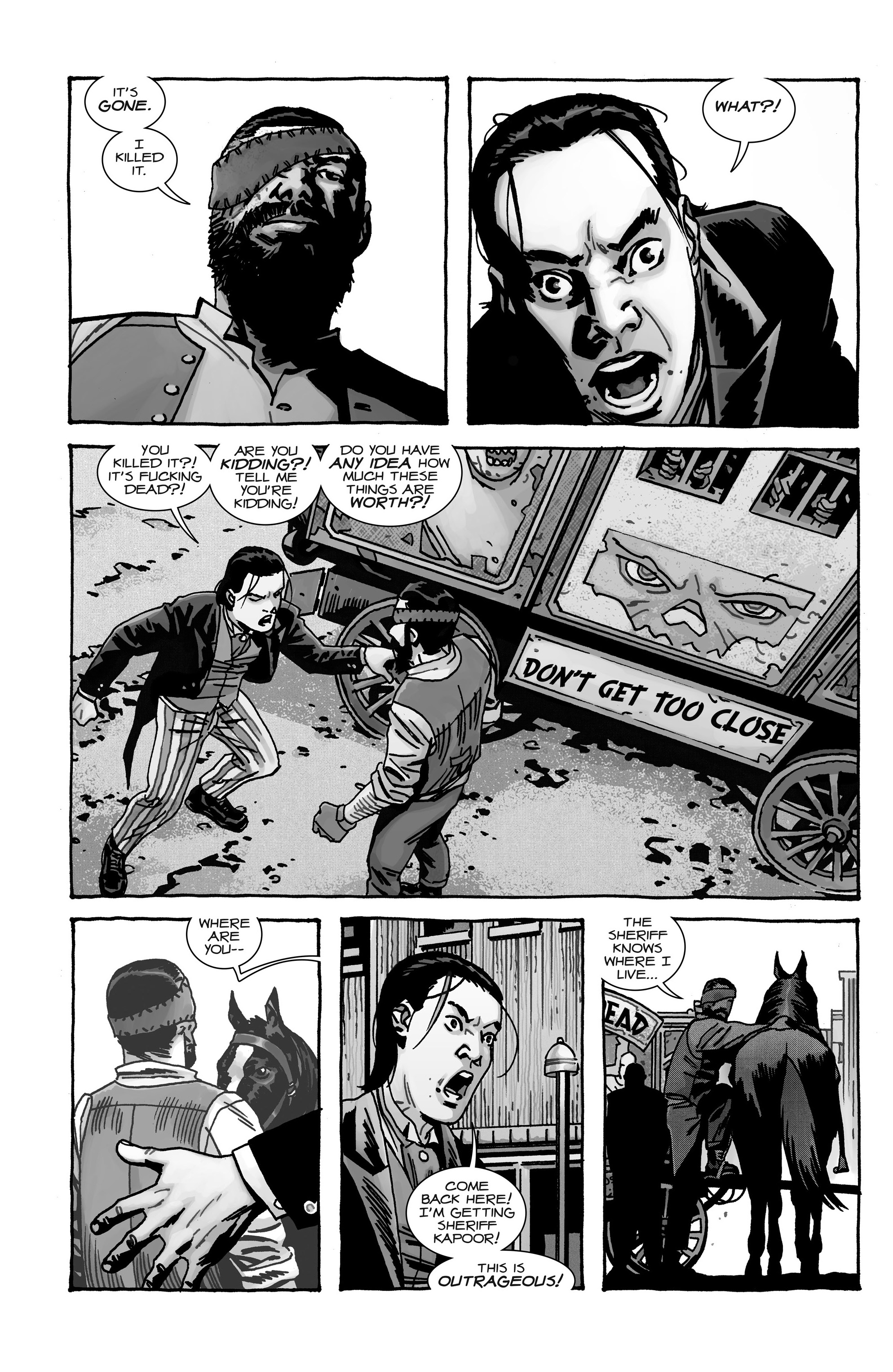 The Walking Dead (2003-) Chapter 193 - Page 11