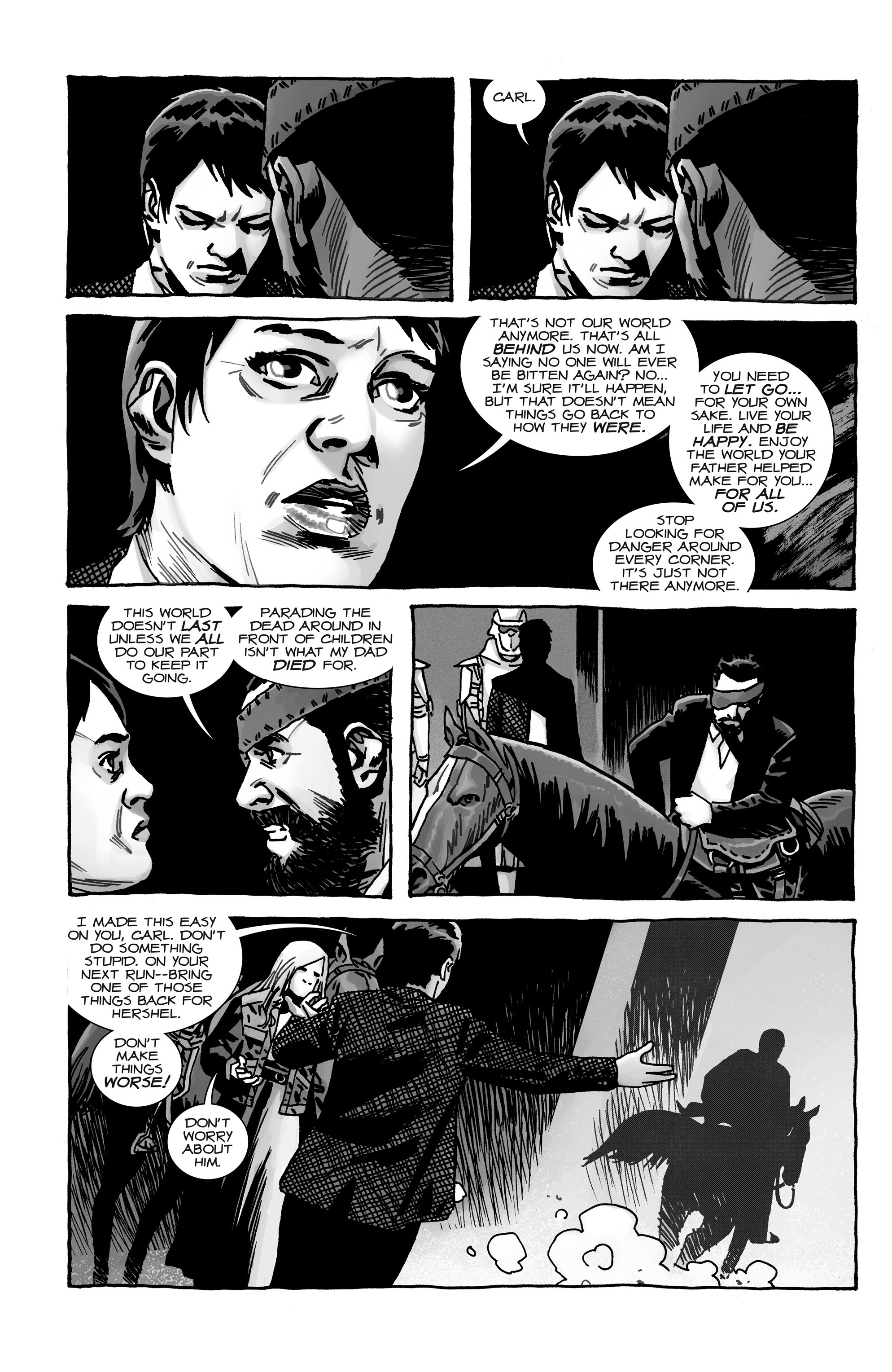 The Walking Dead 2003 Chapter 193 Page 25