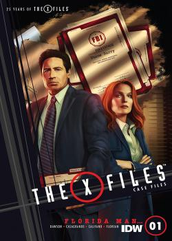 The X-Files: Case Files—Florida Man... (2018-)