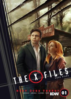 The X-Files: Case Files—Hoot Goes There? (2018-)