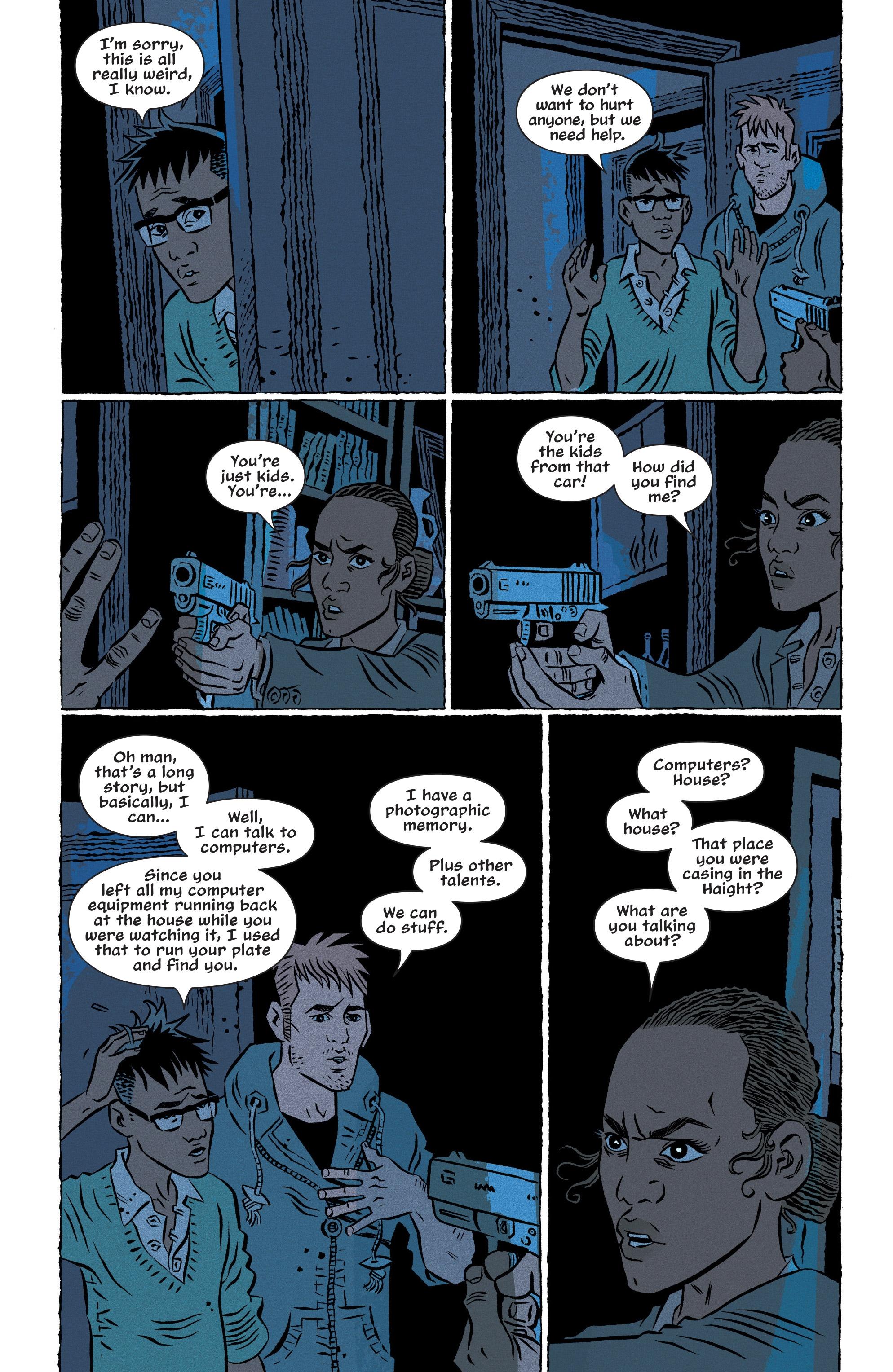 他们不像我们(2014-): Chapter 16 - Page 他们不像我们(2014-)